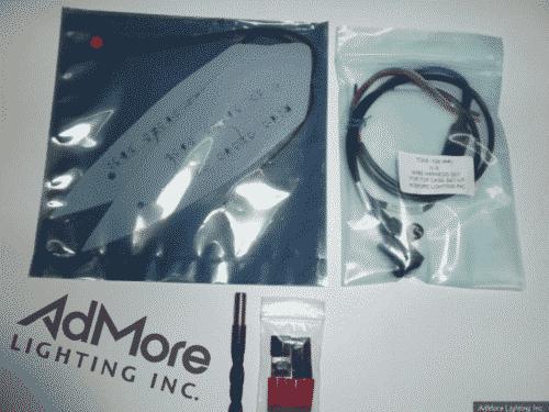 E55 top case led kit cg admore lighting inc suzuki 48l top case led kit ts asfbconference2016 Gallery