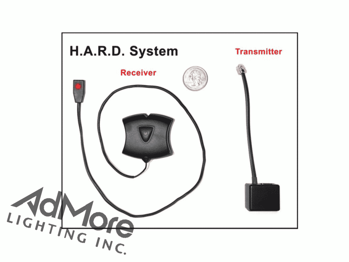 Hard system v transmitter receiver admore lighting inc receiver asfbconference2016 Gallery