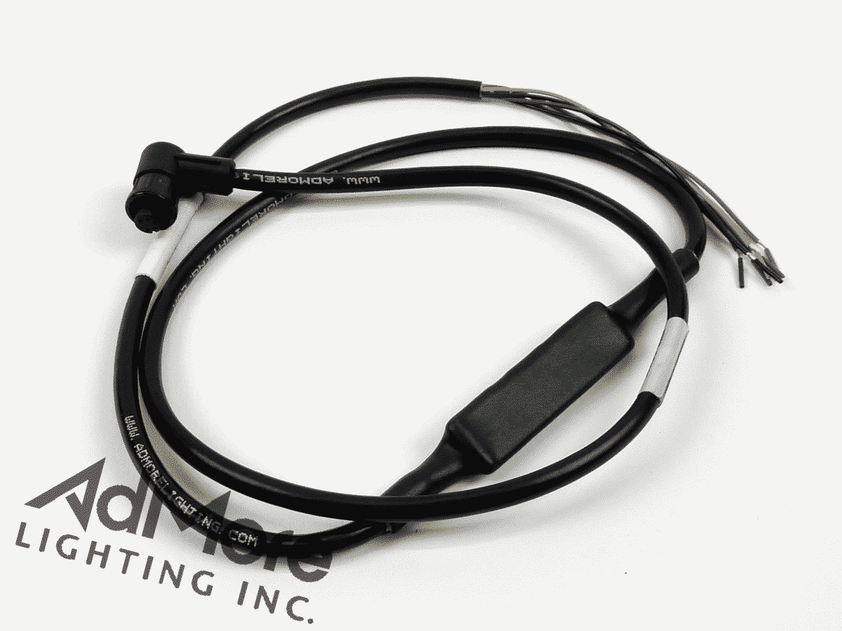 & TCPH5 - Power Harness (Top case 5-pin) - AdMore Lighting Inc. azcodes.com