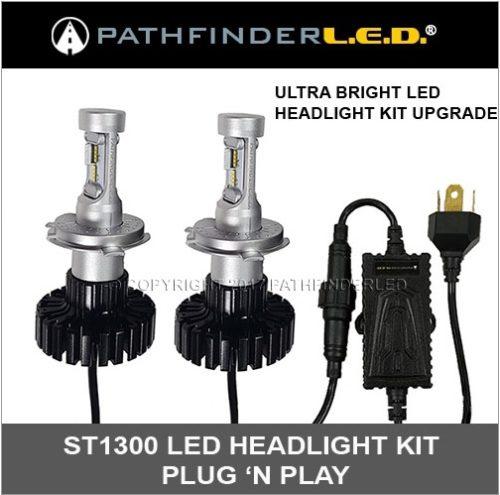 ST1300 LED Headlight Kit Plug N Play