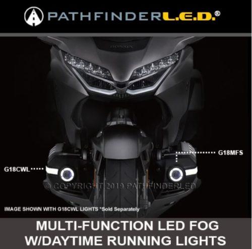 Multi-Function LED Fog Running Lights