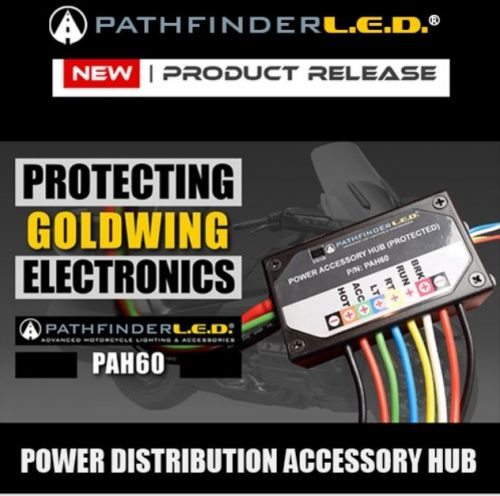Gold Wing Power Distribution Accessory